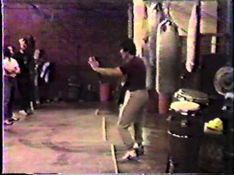 Sifu William Cheung - Los Angeles, 1983 (7/13)