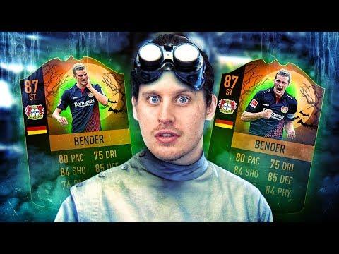 STRIKER SVEN + LARS BENDER FIFA FAMILY FEUD! FULL ULTIMATE SCREAM SQUAD! FIFA 18 ULTIMATE TEAM