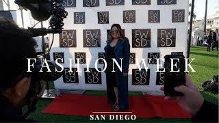 VLOG 25 | Fashion Week San Diego 2017