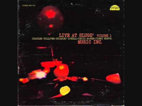 """Live at Slugs"", Volume 1"" (Usa, 1972) de Music Inc"