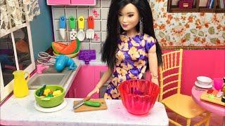 ❤️Barbie Ailesi❤️ 113.Bölüm - Türkçe Barbie Videoları İzle