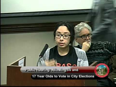 Voting Age Lowered to 16 (2)