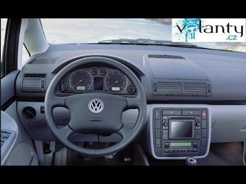 airbag und lenkrad ausbauen vw sharan seat alhambra   youtube