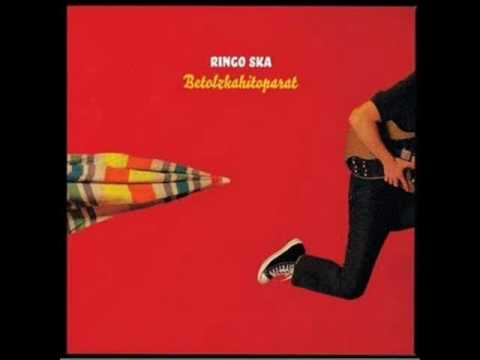 Ringo Ska - Hard Days Night
