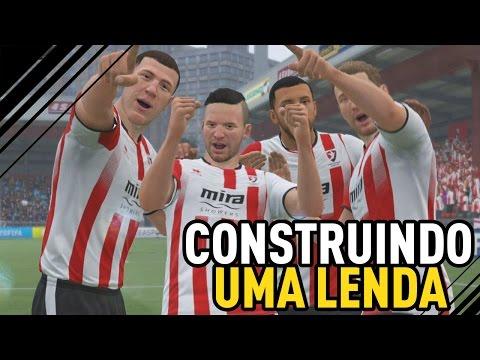 FIFA 17: CONSTRUINDO UMA LENDA #08 - SHOW DE HORRORES