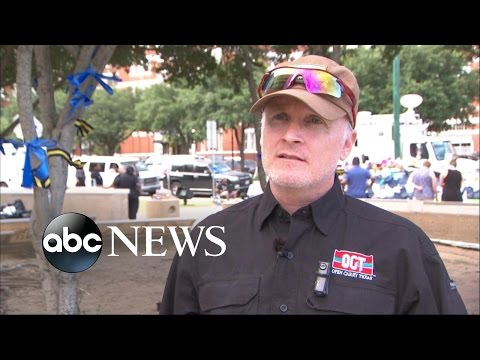 After Dallas Shootings, Pro-Open Carry Crusaders Draw New Criticism