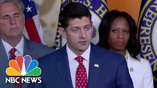 Paul Ryan: Russia 'Did Interfere In Our Elections… No Doubt' | NBC News