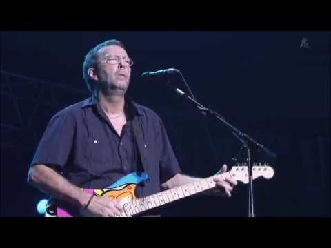 Eric Clapton - She's Gone. Live At Budokan Hall, Tokyo, Japan, 4.12 FULL HD
