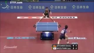 【卓球】 水谷隼 スーパープレイ集 【祝 リオ五輪シングルス銅メダル】