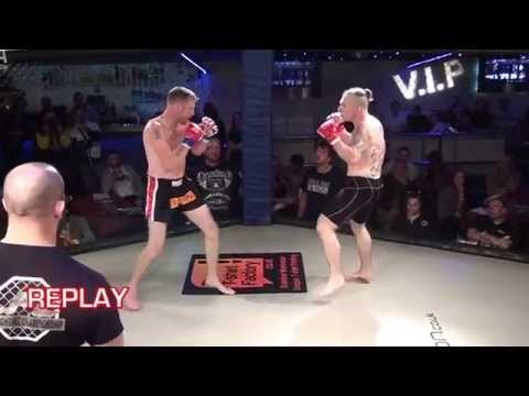 Lion Fighting Championships 5 ,  Night of Champions  Kirk Jackson vs Lee Beardmore
