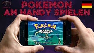 Pokemon auf dem Handy (Smartphone) spielen - TUTORIAL: so kann man GBA Spiele auf dem Handy spielen!