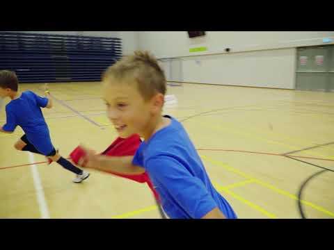 McDonalds Junior Football Coaching Video   Rock,  Paper, Scissors