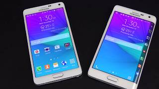 Samsung NOte EDGE VS NOte 4 grand review 2018