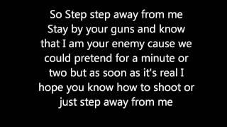 Corey Gray Step away lyric