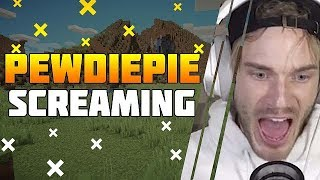 PEWD EP E SCREAM NG  N M NECRAFT FOR 2 M NUTES AND 12 SECONDS STRA GHT  FUNNY MONTAGE