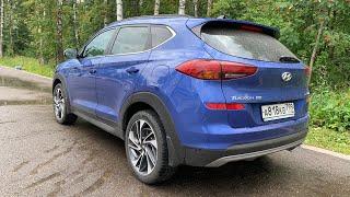 Взял дизельный Hyundai Tucson - не дождался 2.4