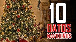 10 Cosas que no sabías de la Navidad ESPECIAL NAVIDEÑO | Datos Curiosos DeToxoMoroxo