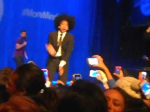 Mindless Behavior Valentines Day, 2013