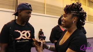 The Loc Queens  JUICE ALO CHALLENGE at Bronner Bros. Convention New Orleans 2019