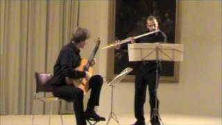 Ivan Fedele Bias: for Alto Flute and Guitar