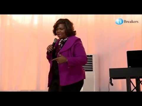 Patrenia Werts Onuoha at Tibreakers' Career Conference 2014
