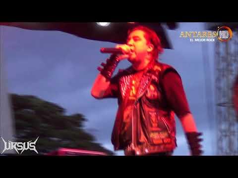 Ursus - Grito de Guerra (Live Eje Rock...