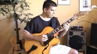 Yardbird Suite - Mike Oria, solo guitar