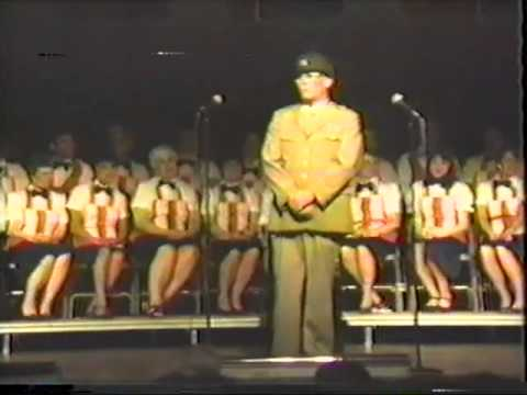 "Merrimac Minstrel Shows, ""A Sentimental Journey"" 1984"