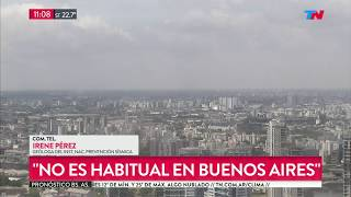 Sismo de 3,8 en Capital Federal y sur del Conurbano