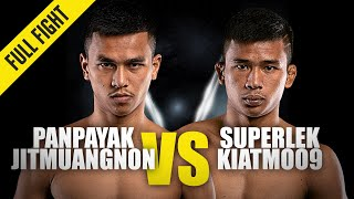 Panpayak vs. Superlek | ONE Championship Full Fight