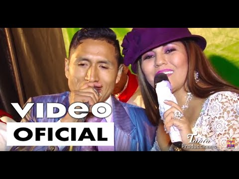 Dina Paucar y Junior Tony - Viaje de Amor - Primicia 2017 (Video Oficial) Tania Producciones ✓