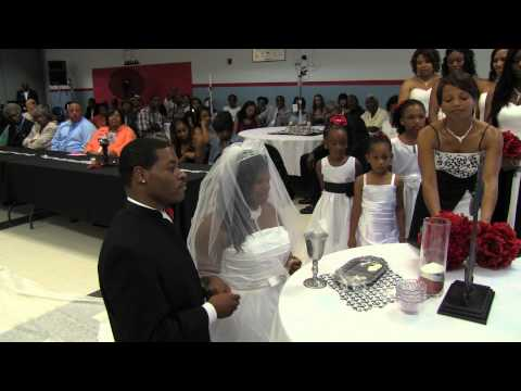 Steven & Africa Manning Wedding June 16th 2012