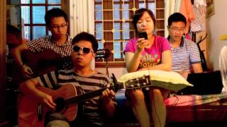 She Will Be Loved - Maroon 5 (Cover) by Bốn Con Thỏ Band