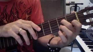 Ven espíritu santo - Uriel Arcodaci - Para guitarra con acordes y arpegios