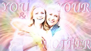 Healing, transmission for you and your mother.  Helps heal your relationship and mother's ancestors