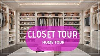 HOME TOUR! TOUR DEL MIO ARMADIO! CLOSET TOUR!