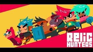 Relic Hunters Zero : Stream du 6 août