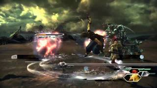 FINAL FANTASY XIII-2 GAMEPLAY TRAILER