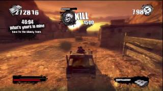 50 Cent Game : Blood on the Sand ending ps3