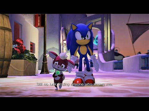 Sonic Unleashed (HD) playthrough [Part 2: A Hard Day's Night]