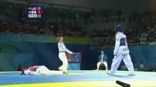 Korea vs USA - Men's 68 KG Taekwondo Final - Beijing 2008 Summer Olympic Games