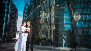 Свадьба в Санкт-Петербурге Арнольд и  Люда