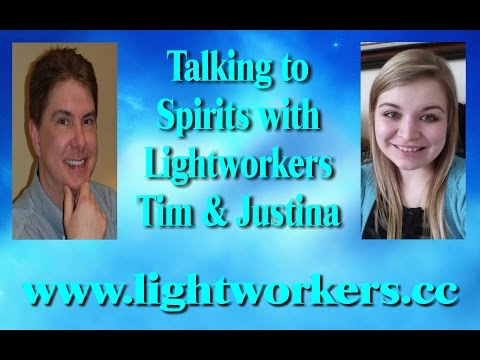 Talking to Spirits with Lightworkers Tim & Justina - EP 4 - The Mandella Effect