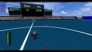 Roblox [RO-FA] Sharks FC vs Skorpio FC -  