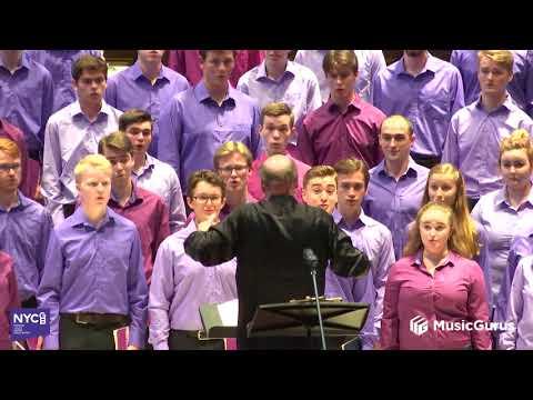 Olivier Messiaen - O Sacrum Convivium | NYCGB