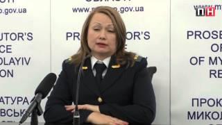 ПН TV: Брифинг в прокуратуре Николаевской области по изнасилованию 15-летней школьницы