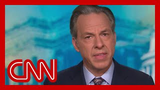 Tapper reacts to Trump's proclamation celebrating character