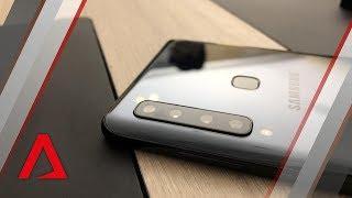 Samsung Galaxy A9: First look