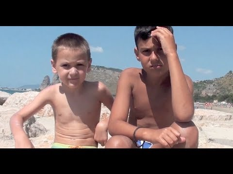 3 luglio 2013 vlog bambini tristi al mare vlog for B b budoni al mare