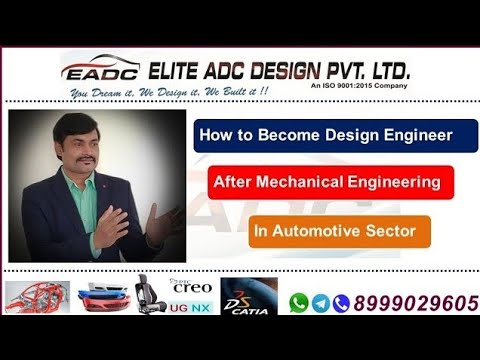 How To Become Design Engineer After Mechanical Engineering In Automotive Sector Youtube